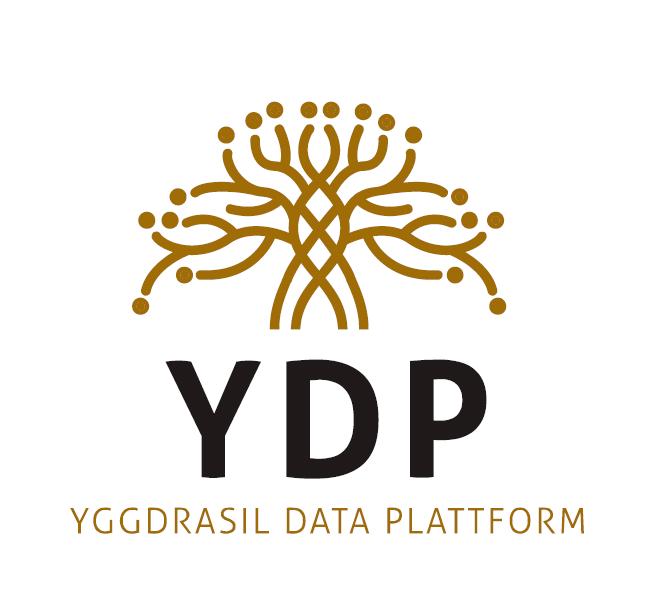 Yggdrasil Data Plattform logo